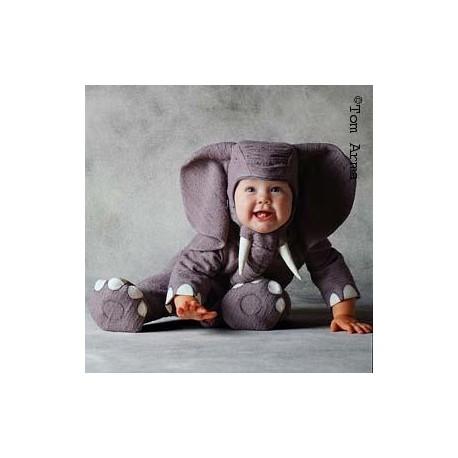 Disfraz elefante Tom Arma